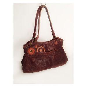 LUCKY leather handbag EUC! 🥰🥰🥰